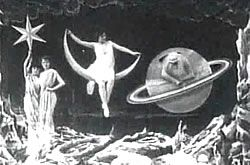 a trip to the moon. georges melies
