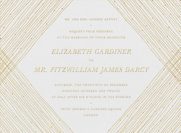 103 best Gold Wedding Invitations and Save the Dates images on