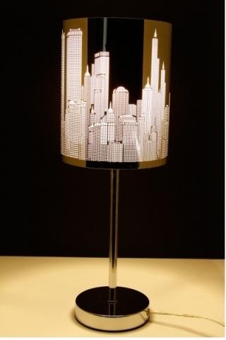 new york lamp
