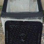 φρεάτιο με χυτοσίδηρο καπάκι Α.125