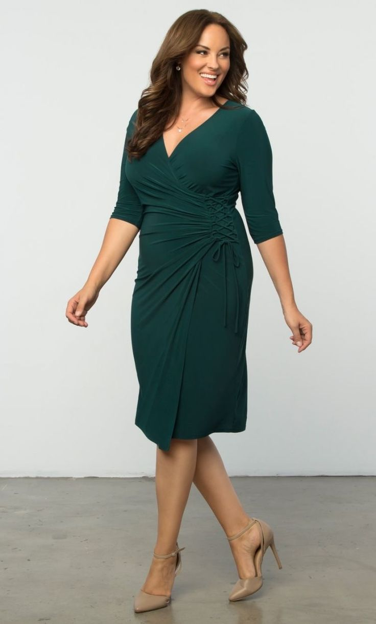 32 best Plus Size Cocktail Dresses images on Pinterest | Plus size ...
