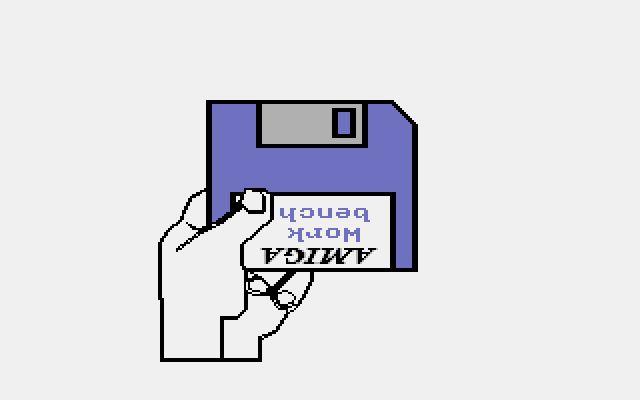 Amiga opening screen, rules!