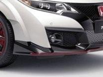 Honda Civic Type R Carbon Fibre Fog Opening Decoration 2015 - 08F23-TV8-600