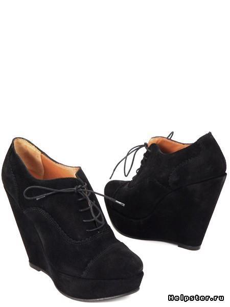 Хочу купить туфли на танкетке