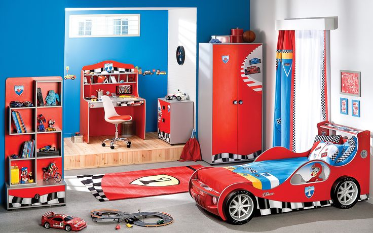 Racer Series - Cilek Room