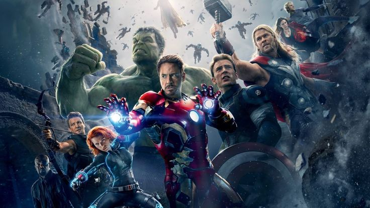 Marvel Movie Marathon on Canada's Space Channel December 31st to January 5th.