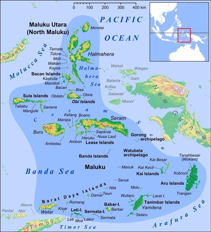 Eilandengroep Maluku