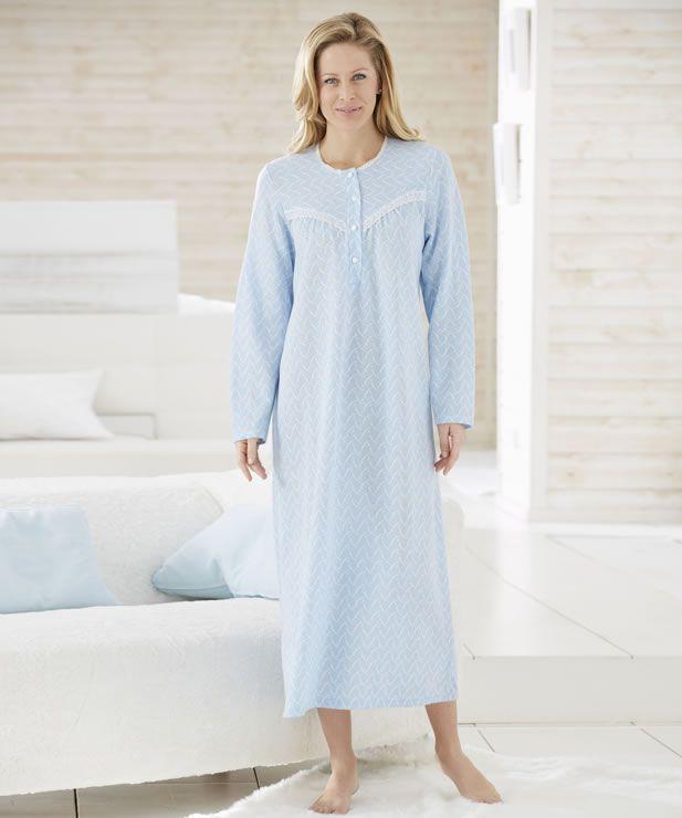 Robe de chambre femme thermolactyl