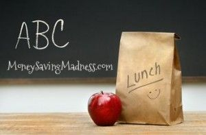 Pack Smart, Save Big | Lunch Box Ideas for Kids — Free Printable Coupons | Money Saving Madness