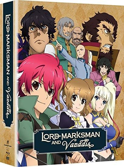 Caitlin Glass & Joel McDonald - Lord Marksman and Vanadis: The Complete Series