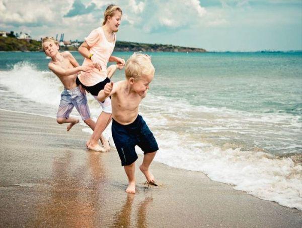 Παιδί και θάλασσα. Τί να προσέξουν οι γονείς