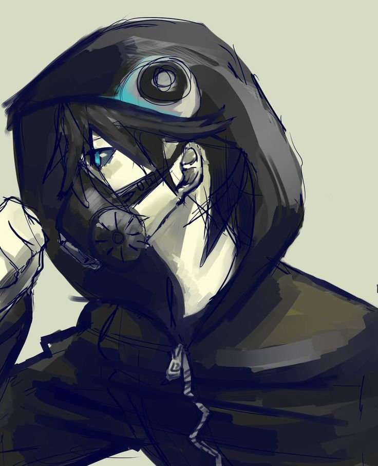 Anime In Mask: 17 Best Images About Gas Mask. On Pinterest