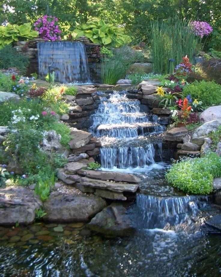 Best 43 Ponds & waterfalls ideas on Pinterest   Ponds ...