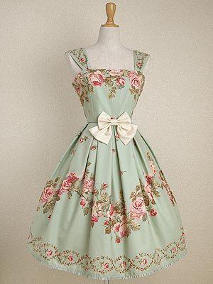 Mary Magdalene / Jumper Skirt / Mille Rose OP