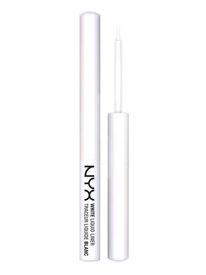 EYES - NYX White Liquid Liner