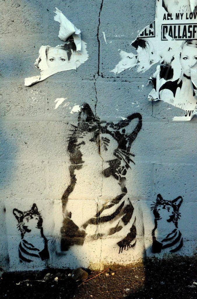 street art in Brunswick