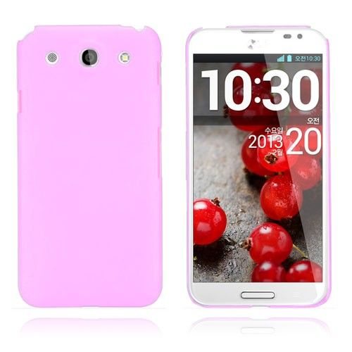 Smooth (Pink) LG Optimus G Pro Cover