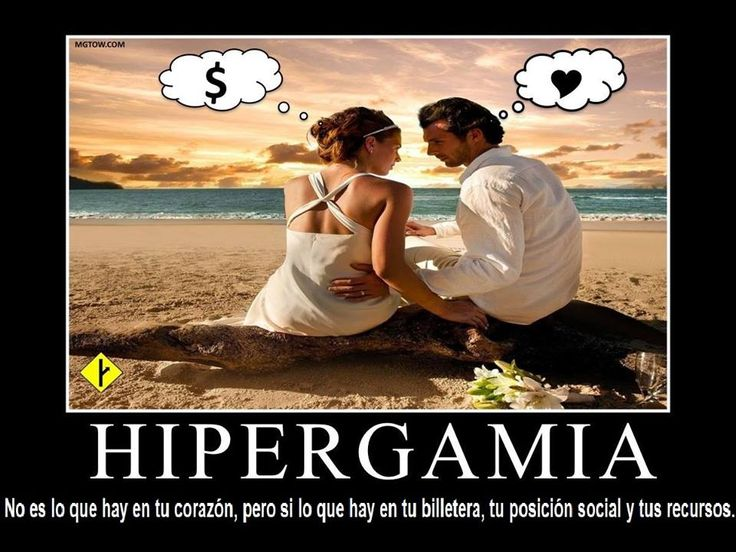HYPERGAMY (SPANISH) #mgtow #menshealth #love #hypergamy @mgtownow