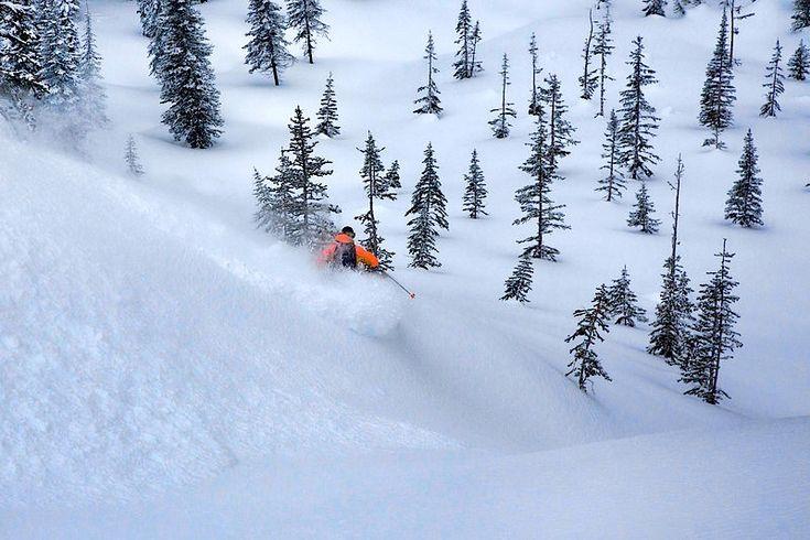 Spoznaj najzaujímavejšie miesta pre freeskiing – Britská Kolumbia