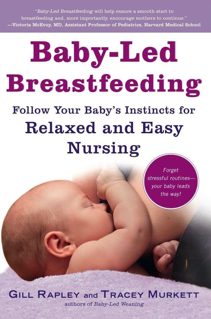 Baby-Led Breastfeeding Book