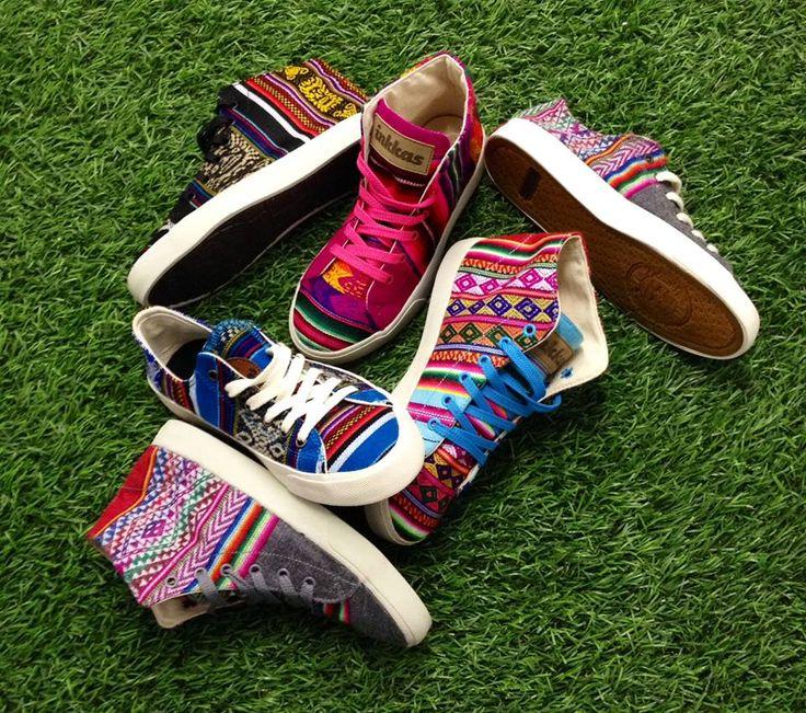 INKKAS  #shoes #ethik #azteque