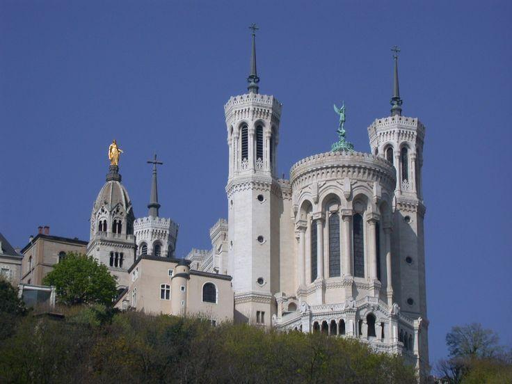 Les plus belles basiliques de France (1/5). Notre-Dame de Fourvière, l'âme de Lyon