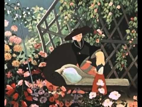La regina delle nevi (1957 - doppiaggio storico italiano) - YouTube