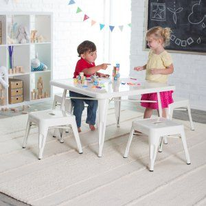 Kids Table and Chairs on Hayneedle - Toddler Table and Chairs