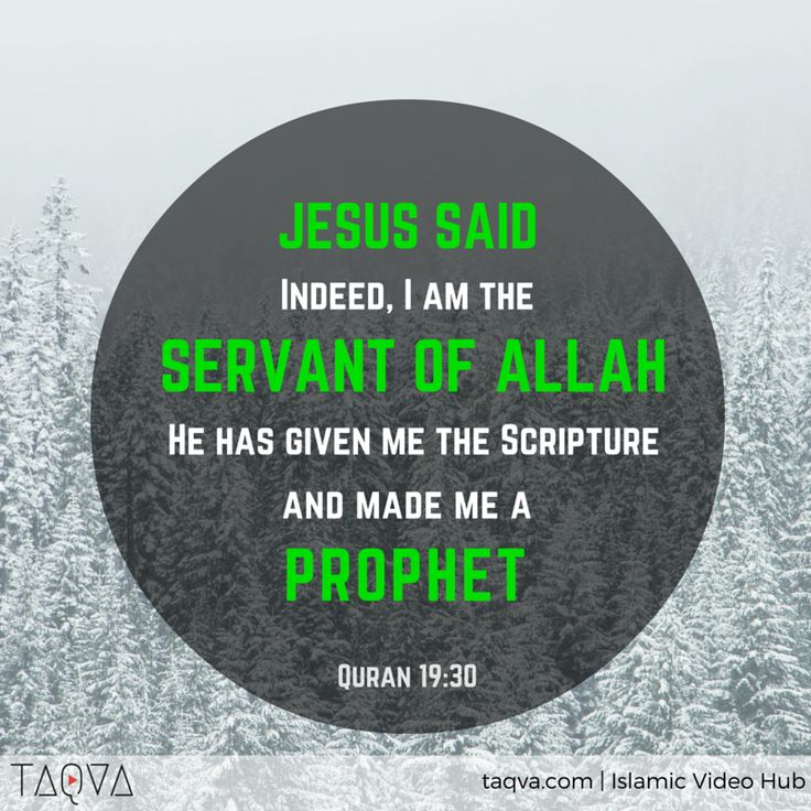 "#Jesus said: ""Indeed I am the servant of #Allah. He has given me the scripture and made me a #Prophet."" #Quran 19:30 Jesus said I am a Muslim even according to the Bible! Watch the video by visiting the link. #Islam #Christianity #ProphetIsa peace be upon him #Muslim #AyahOfTheDay #IslamicReminder #IslamicQuote #QuranicQuote #QuranicVerse #Islamic #belief #faith #truth"