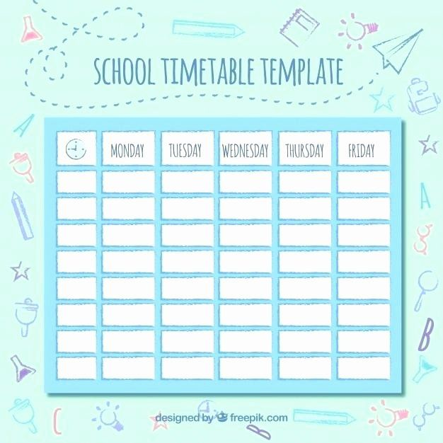 Cute Class Schedule Maker Fresh The 25 Best Revision Timetable Maker Ideas On Pinterest Peterainswo Class Schedule Template School Schedule Schedule Template