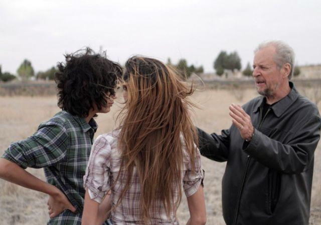 Cineast: Интервью. Ларри Кларк и его «Девушка из Марфы», победители Римского кинофестиваля