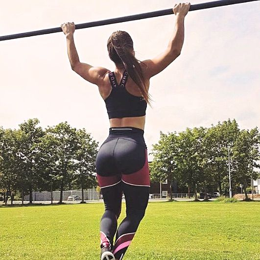 Shape Curved Compression Tights