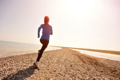 Are early morning or evening runs best? - Women's Running
