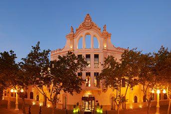 The Westin Valencia - Lobby