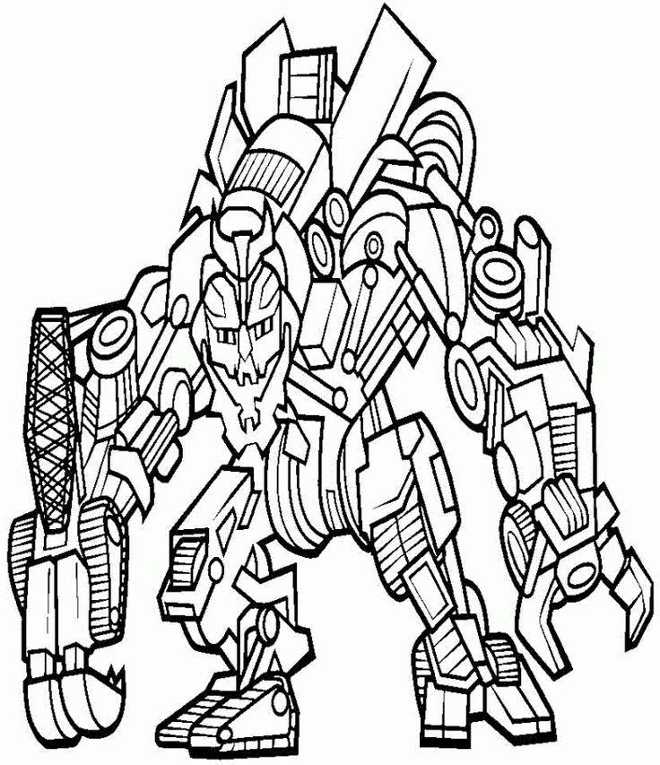 Ausmalbilder Transformers 02 Ausmalbilder Malvorlagen Fur Jungen Kostenlose Ausmalbilder