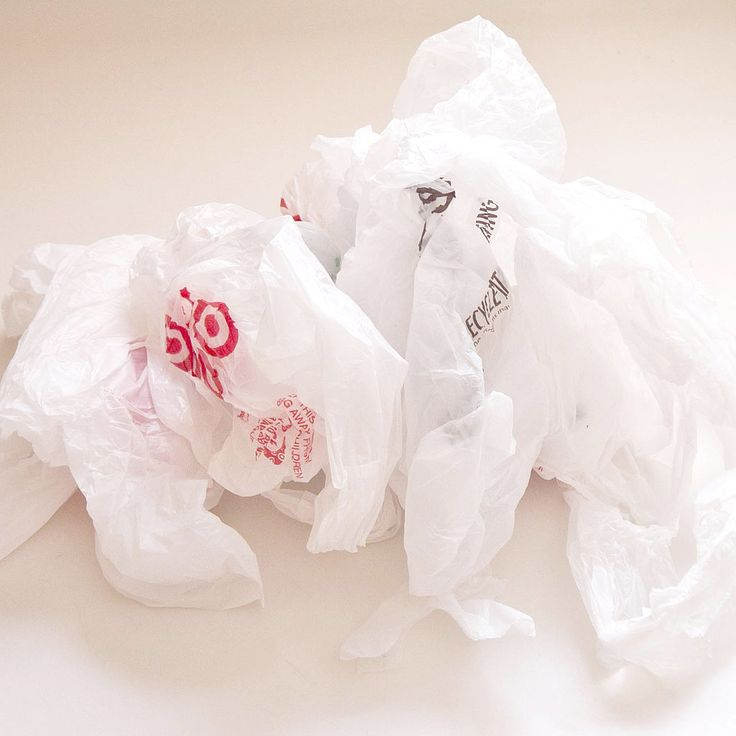 How to Fold Plastic Bags | POPSUGAR Smart Living