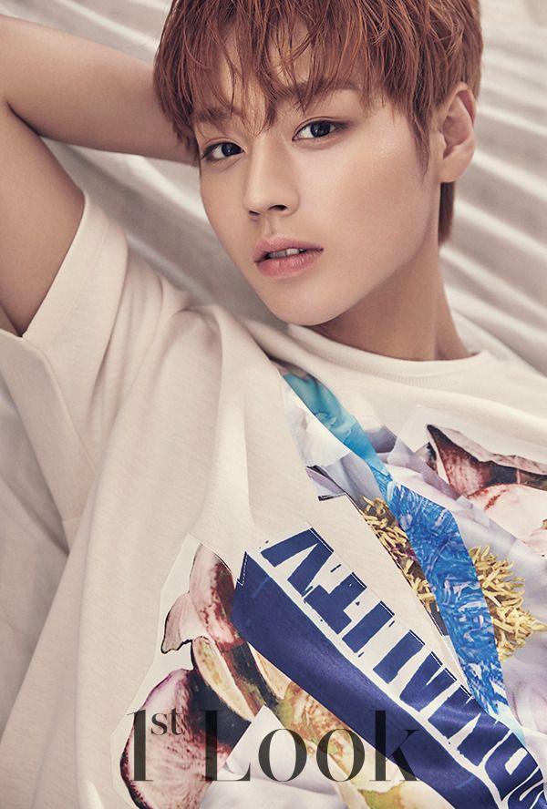 Park Jihoon (Wanna One) - 1st Look Magazine vol. 137