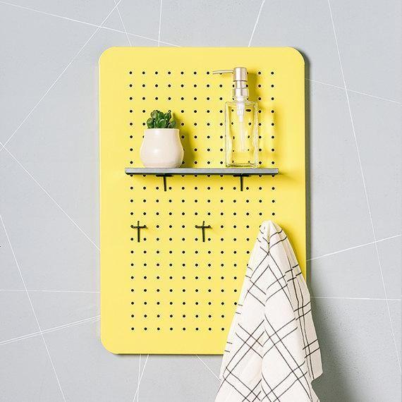 Large magnetic metal board | Etsy