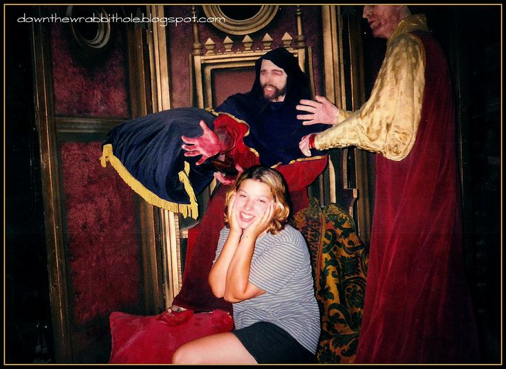 """Stroll through the creepy and historical wax museum in the Tower of London. Photo via """"Down the Wrabbit Hole - The Travel Bucket List"""". Click image for blog post!"""