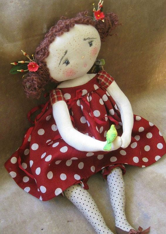https://www.facebook.com/BorboletandoCraftAtelie/photos ♡ lovely doll