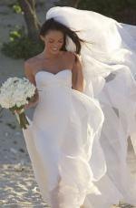 Греческие свадебные платья. Салон свадебных платьев MonAnge
