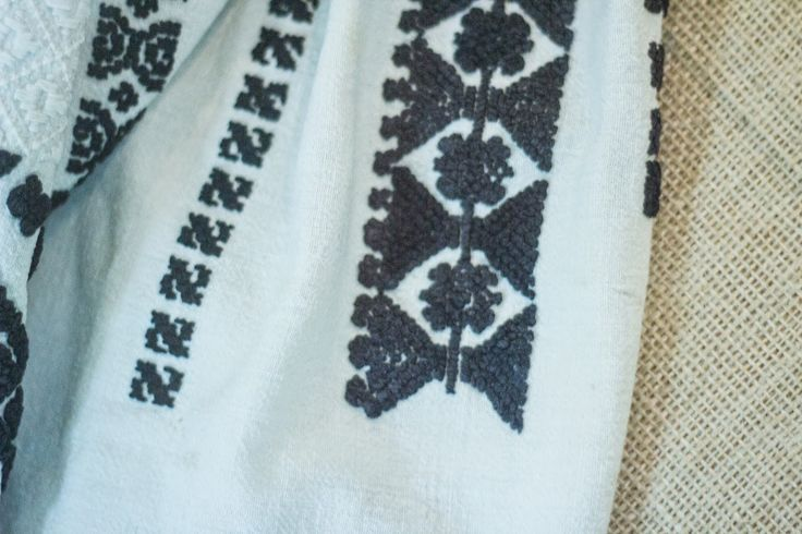 Simona's Journey!: Ie din Buzau, The Romanian Blouse from Buzau