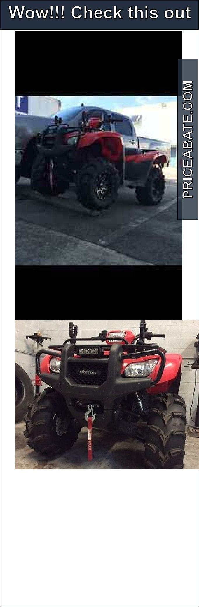 Atvs utvs snowmobiles 2013 honda foreman 500 4x4 atvs snowmobile