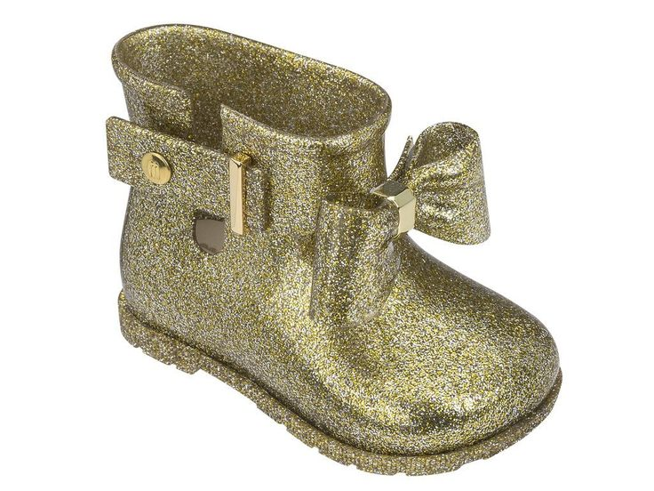 Mini Melissa Sugar Rain Bow Boot