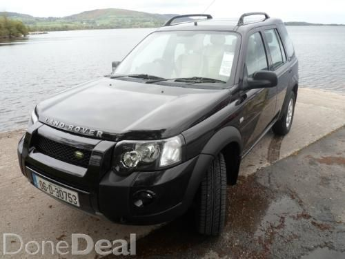 2006 Freelander TD4 A/T Leather