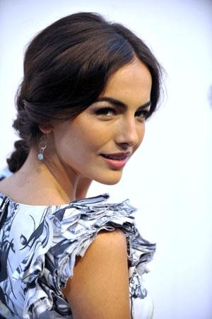 Camilla Belle Hair Ideas Using Tresemme Volumizing Mousse | Latina