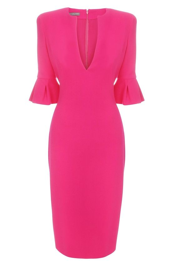 Pink dress #Fashion #pink