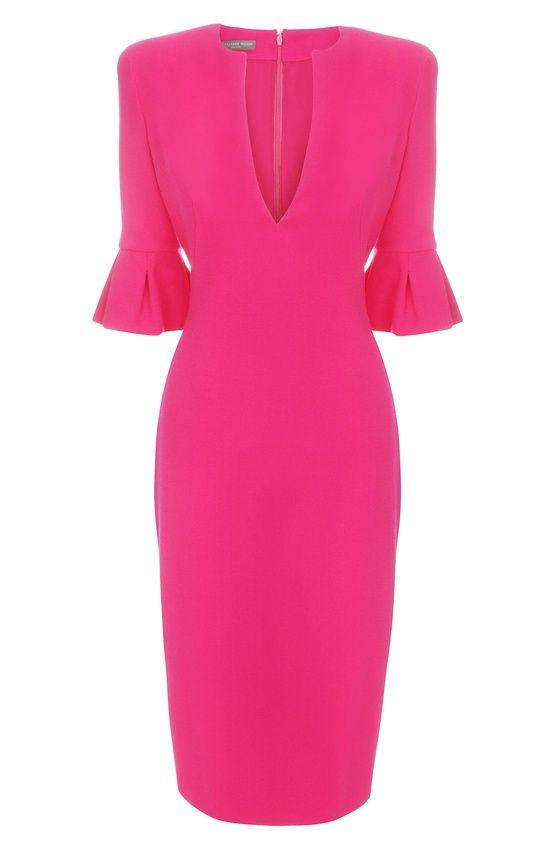 Pink dress #Fashion #pink