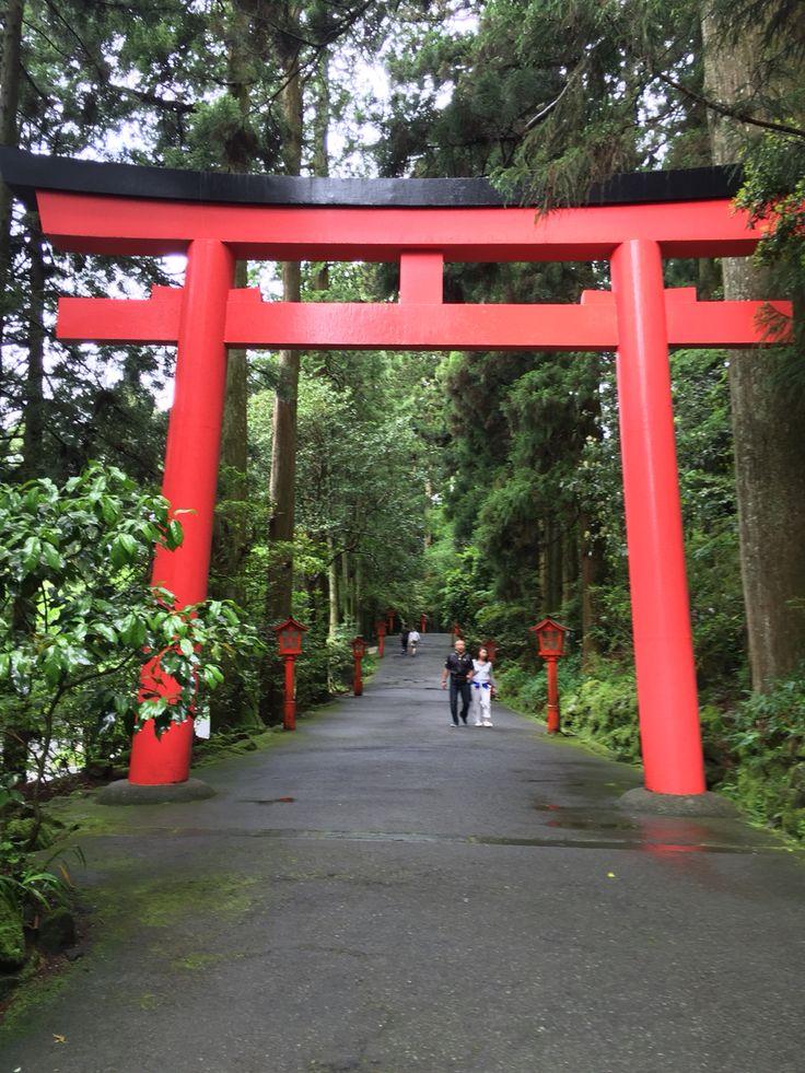 Hakone Shrine / 箱根神社 その2
