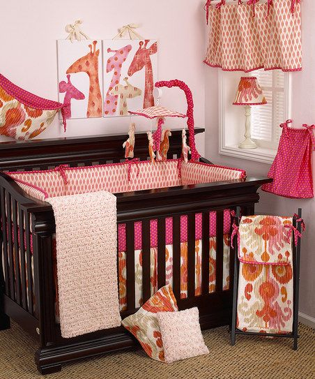 Sundance Crib Bedding Set